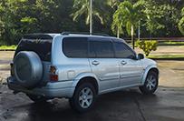 Suzuki Escudo 5 Door Jeep - Valley Car Rental Dominica
