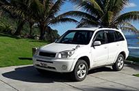 Toyota Rav4 - 5 Door Jeep - Valley Car Rental Dominica