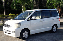 Toyota Townace 8 Seater Bus - Valley Car Rental